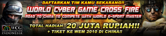 Game Event @ Indonesia Announcement [Including tournament]